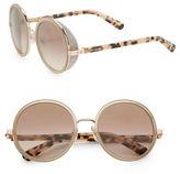 Jimmy Choo 54MM Andie Round Sunglasses