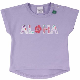 Green Cotton Fred's World by Baby Girls' Aloha T Shirt