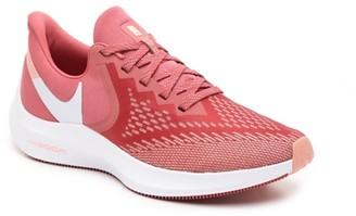 Nike Zoom Winflo 6 Lightweight Running Shoe - Women's