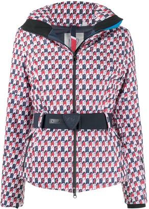 Rossignol Ellipsis-print jacket