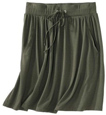 Merona Women's Front Pocket Knit Skirt - Assorted Colors