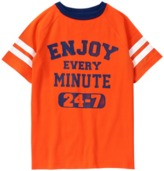 Crazy 8 Enjoy Raglan Tee