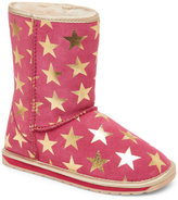 Emu Toddler Girls) Hot Pink Starry Night Pull-On Boots