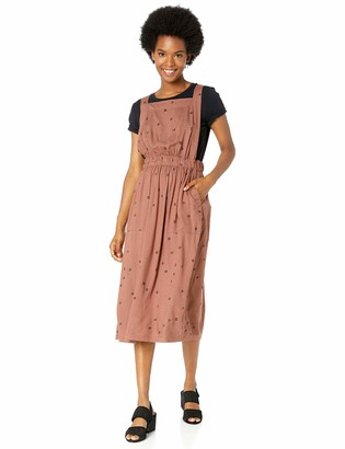 RVCA Junior's Sycamore MIDI Dress