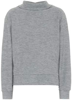 Varley Huntly mockneck sweater