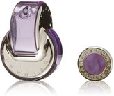 Bvlgari Omnia Amethyste for Women Gift Set EDT Spray, 0.03 Ounce Solid Perfume, 2 Count