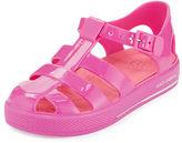 Dolce & Gabbana Caged Jelly Sandal, Toddler
