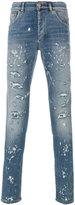 Philipp Plein Wait straight-leg jeans