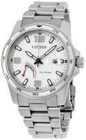 Citizen PRT AW703154A Stainless Steel Silver Dial 42mm Men's Watch