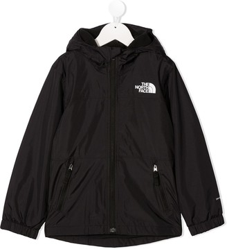 The North Face Kids Hooded Waterproof Jacket