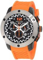 Mulco Prix Collection MW2-6313-085 Men's Analog Watch