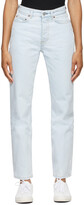 Thumbnail for your product : Won Hundred Blue Pearl Frost Jeans