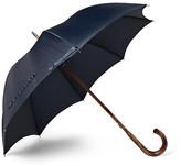 Francesco Maglia - Lord Maple Wood-Handle Twill Umbrella