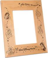 Disney Walt World Princess Photo Frame by Arribas - Personalizable