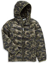 Bob Der Bar Packable Down Puffer Jacket