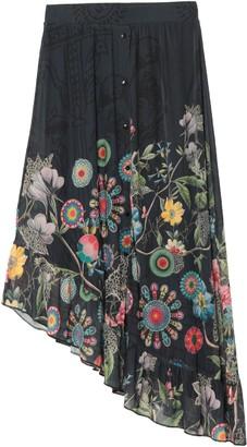 Desigual 3/4 length skirts