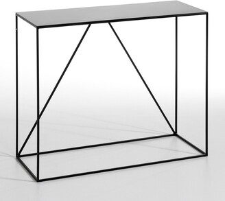 Am.pm. ROMY Small Metal Console Table
