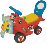 Disney Disney's Mickey Mouse Spinning Airplane Ride-On by Kiddieland