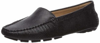 Driver Club USA Women's Womens Genuine Leather Made in Brazil Hampton Driver Shoe