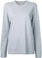 Michael Kors crew neck sweatshirt - women - Cotton - S