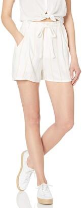 Obey Womens Amalfi Short Shorts