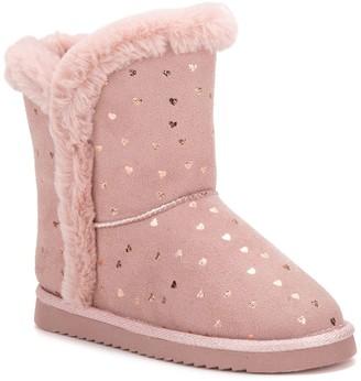 OLIVIA MILLER Stars Girls' Slipper Boots