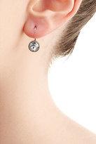 Marc Jacobs Small Crystal Hook Earrings