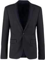 Kiomi Suit Jacket Dark Grey