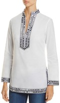Tory Burch Tory Embellished Tunic - 100% Bloomingdale's Exclusive