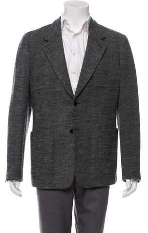 Dolce & Gabbana Virgin Wool Tweed Sport Coat