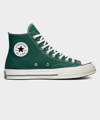 Converse Chuck 70 Hi Organic Canvas in Midnight Clove