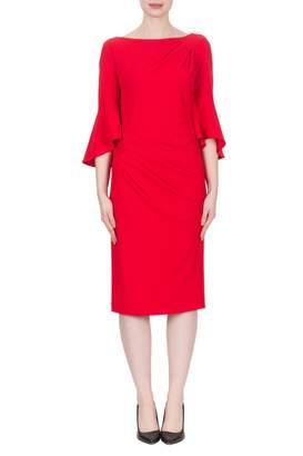 Joseph Ribkoff Lipstick Red Dress