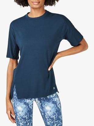 Sweaty Betty Hampstead T-Shirt, Blue