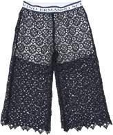 Ermanno Scervino Wide Leg Lace Pants