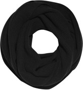 Donna Karan Ribbed cashmere infinity scarf