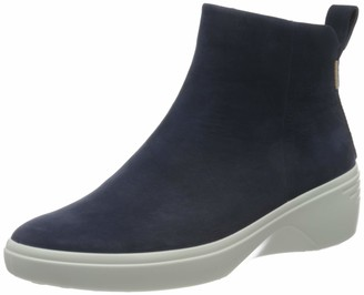 Ecco womens Soft 7 Wedge City Ankle Boot