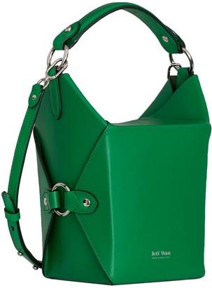 Jeff Wan Bucket Bag In Green Le Morne Lunch Box