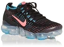 Nike Women's Air Vapormax Flyknit 3 Low Top Sneakers