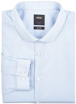 Burton Mens Big & Tall Skinny Fit Essential Shirt
