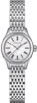 Hamilton ladies' stainless steel bracelet watch