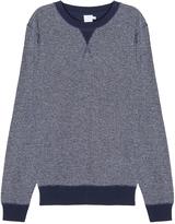 Sunspel Reverse Loopback Sweatshirt