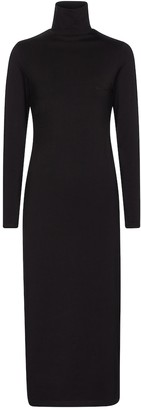 Balenciaga Stretch-cotton jersey midi dress