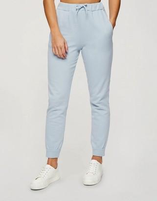 Miss Selfridge jogger in blue