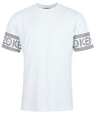 Kenzo Sport Crew Neck T-shirt Colour: BLACK, Size: SMALL
