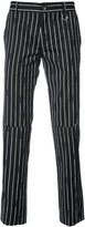 Icosae pinstripe tailored trousers