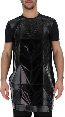 Rick Owens Structured Geometric T-Shirt