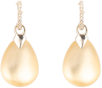 Alexis Bittar Tear Drop Crystal Post Earring