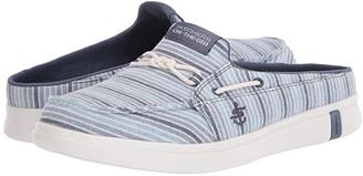 Skechers Performance Glide Ultra - Voyage (Blue) Women's Clog/Mule Shoes