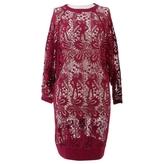 Isabel Marant Pink Cotton Dress