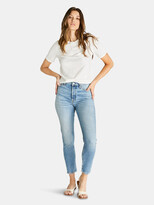Thumbnail for your product : ÉTICA Alex High Rise Skinny - Vintage Light